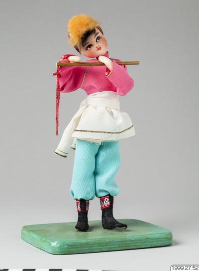 docka, leksak, doll