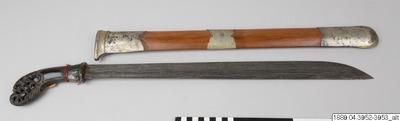 machete, svärd, dolk-gollok, golok, machete, sword, golok