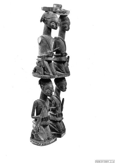 figur, skulptur, fragment, sculpture