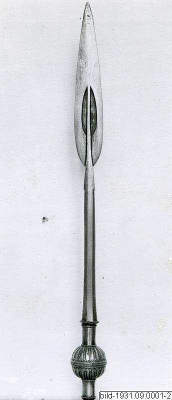 spjut, spear