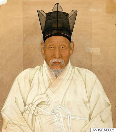 Målning, Bildkonst, Porträtt av ämbetsman i halvfigur, Painting, Graphics