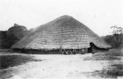maloka, indianbyggnad, byggnad, fotografi, photograph@eng