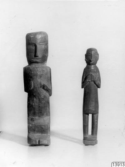 skulptur, trä, figur, fotografi, photograph@eng