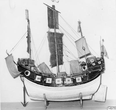 fartyg, segelfartyg, modellbåt, träbåt, djonk, modellfartyg, segelbåt, skepp, fotografi, photograph@eng