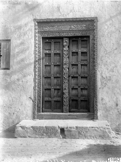 Port, ornament, stenbyggnad, dörr, fotografi, photograph@eng