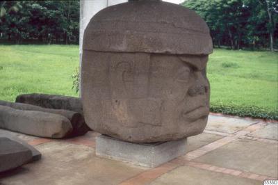 huvud, staty, skulptur, kolossalhuvud, fotografi, photograph@eng