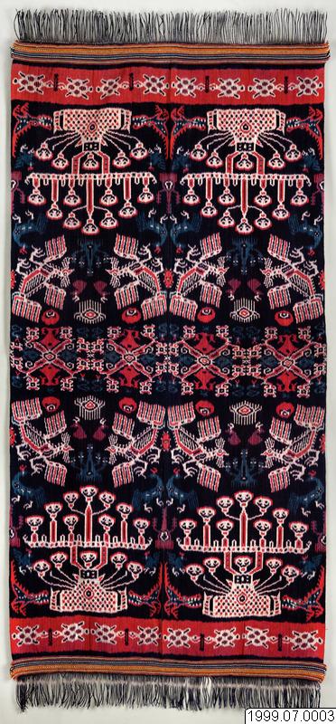 väv, fabric@eng, Hinggi kombu andung