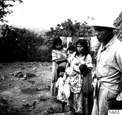 Guaymí-indianer, fotografi, photograph@eng