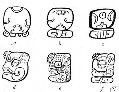 Mayansk bildskrift, kalender, fotografi, photograph@eng