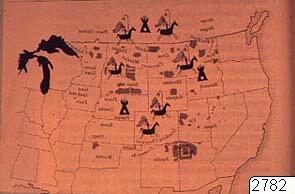 Karta prärieområdet, Karta, map@eng