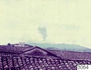 Vulkanen Puracé, fotografi, photograph@eng