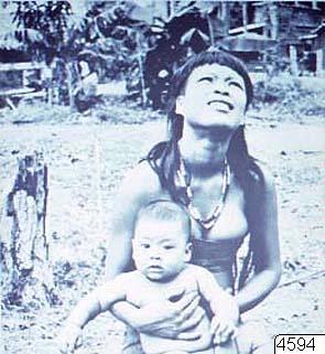 Araonakvinna, barn, fotografi, photograph@eng