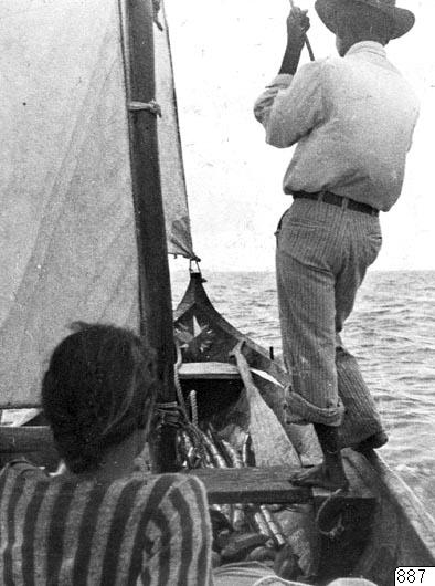 segling, Ruben Pérez Kantule, fotografi, photograph@eng