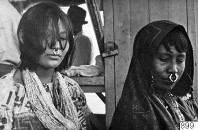 Cuna-kvinnor, näsringar, fotografi, photograph@eng