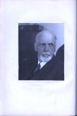 Gustavo Hallström Septuagenario seripta amici dederunt 1950