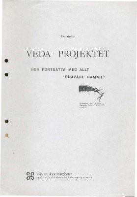 Veda Projektet