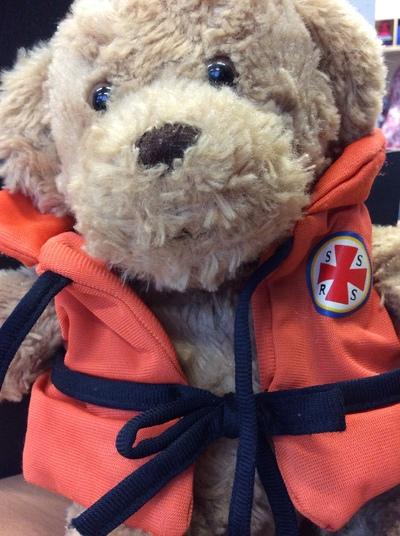 My Swedish teddy bear