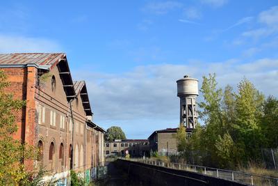 Dudelange steel mill, 2019