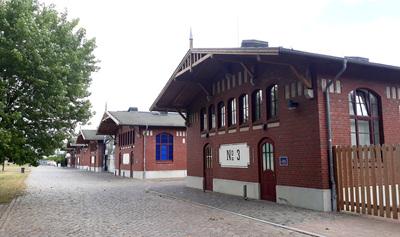 Emigration halls, Ballinstadt, Hamburg