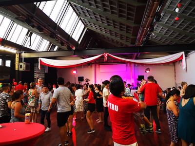 Peruvian Independence Day in Amsterdam