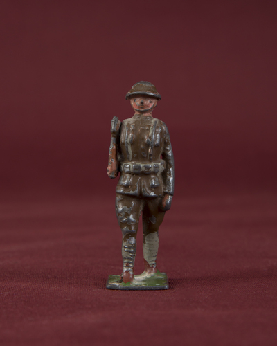 A Liverpool pal tin soldier