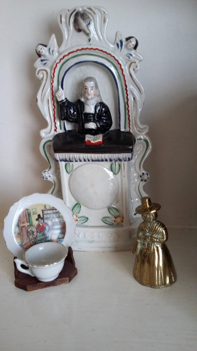 Welsh Miniatures, and John Wesley