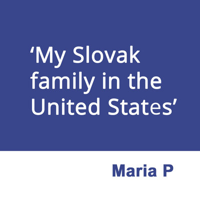 My Slovak family in the United States