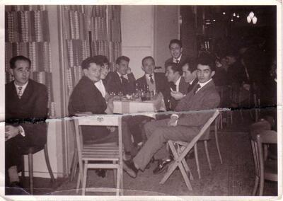 Spaanse arbeiders bij textielfabriek Pessers