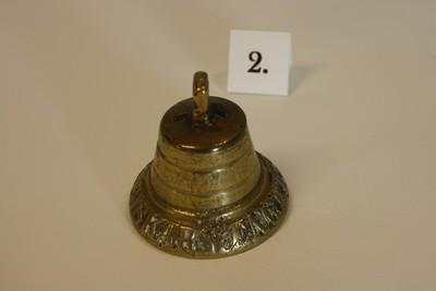The bell of Fiskars ironworks proprietor Emil Lindsay von Julin