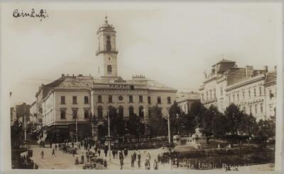 O amintire de la Cernauti , dinaintea exodului  in Romania in anii celui de al Doilea Razboi Mondial