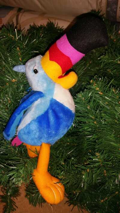 The Christmas Toucan