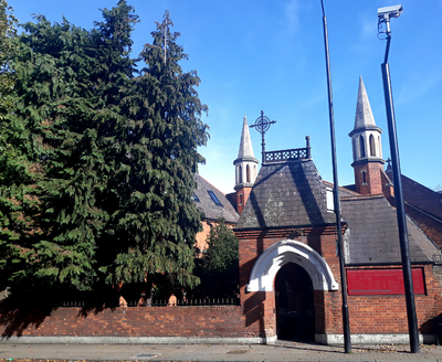 St Mary's Greek Orthodox Cathedral, Camberwell, South London