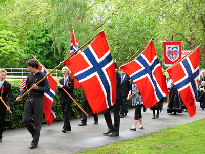 Norway's National Day in London