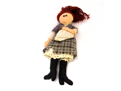 Red-headed dolly