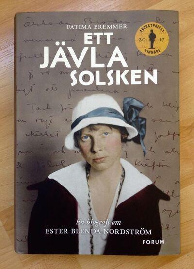 Travelling with Ester Nordström