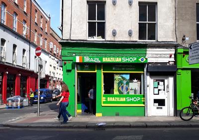 Brazilian stores and restaurants in Dublin