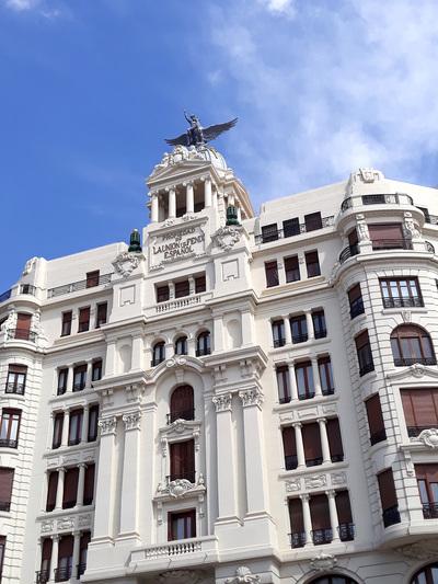 La Unión y el Fénix building, València