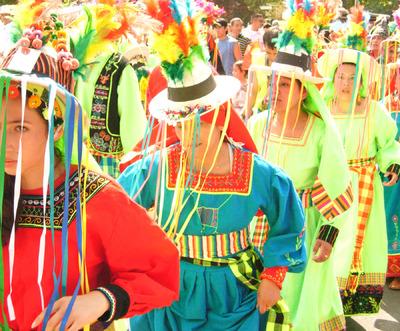 Carnaval del Pueblo in south London