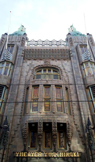 Tuschinski Theatre, Amsterdam