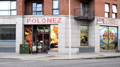 Polonez Supermarket - Polish and Eastern European store in Dublin