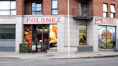 Polonez Supermarket - Polish and Eastern European store in Dublin