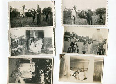 Familiefoto's uit Nederlands-Indië (1932-1934)