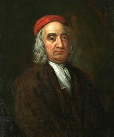 Portrait of Jonathan Swift