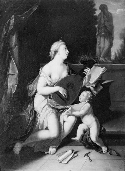 Allegory on Music