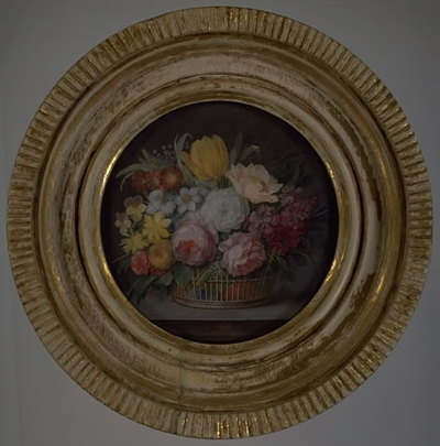 A Flower Basket