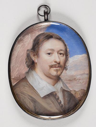 Portræt af maleren Karel van Mander III