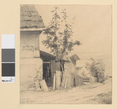 Holzstall in Mochau (Holzstall am alten Wirtshaus)