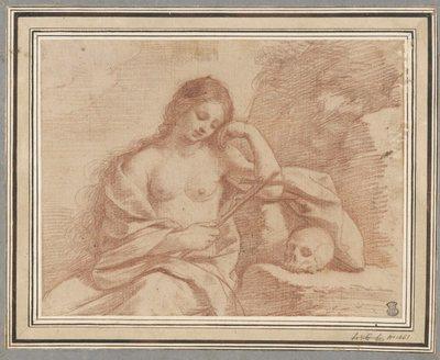 Św. Maria Magdalena pokutująca