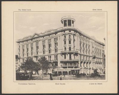 Hotel Brystol