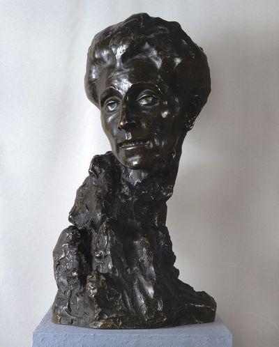 Portret Olgi Boznańskiej